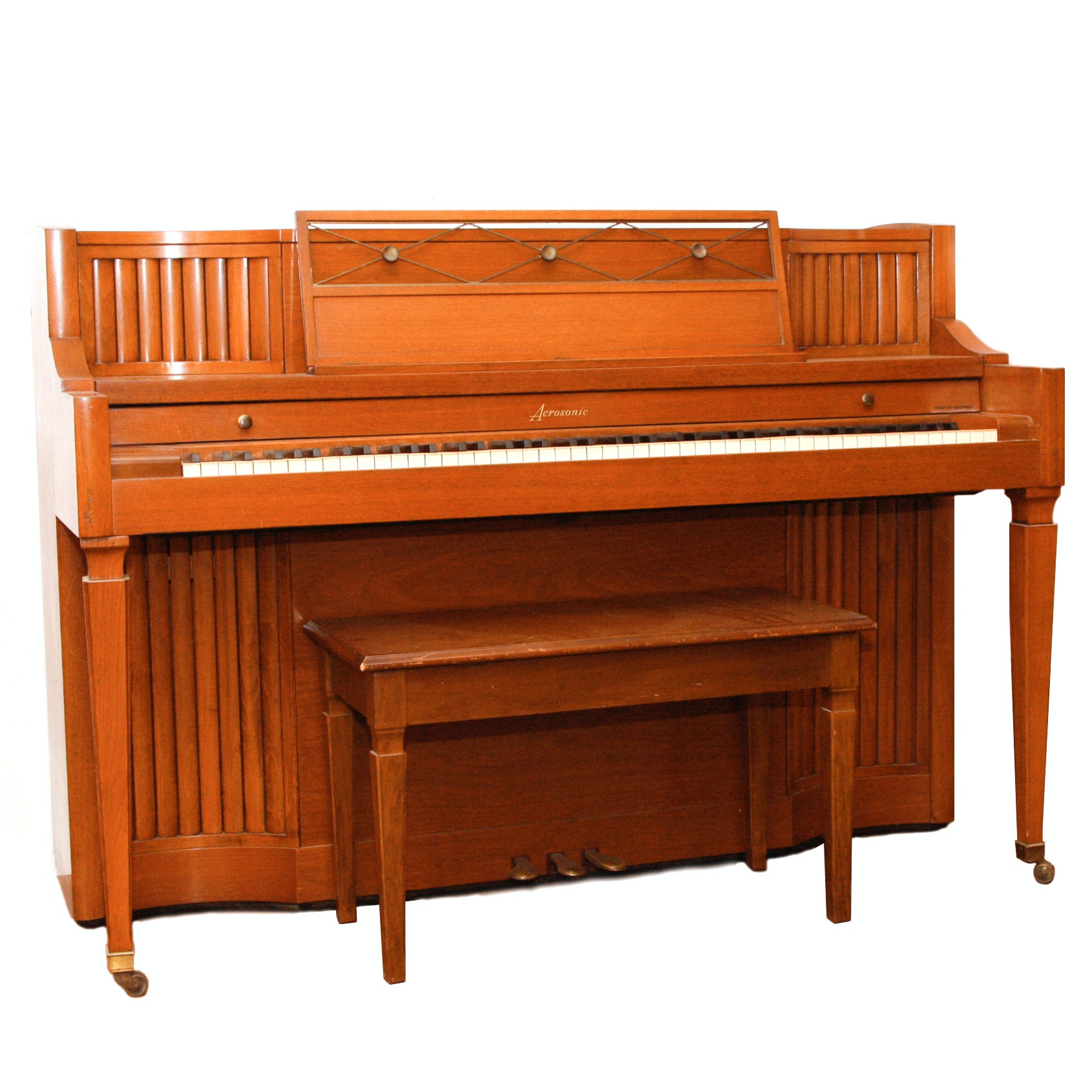 Baldwin Acrosonic Console Piano and Bench