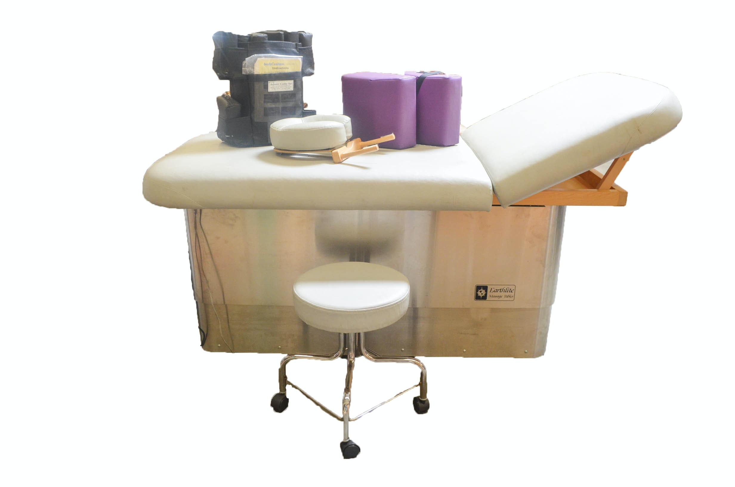 Earthlite Hyrdaulic Massage Table
