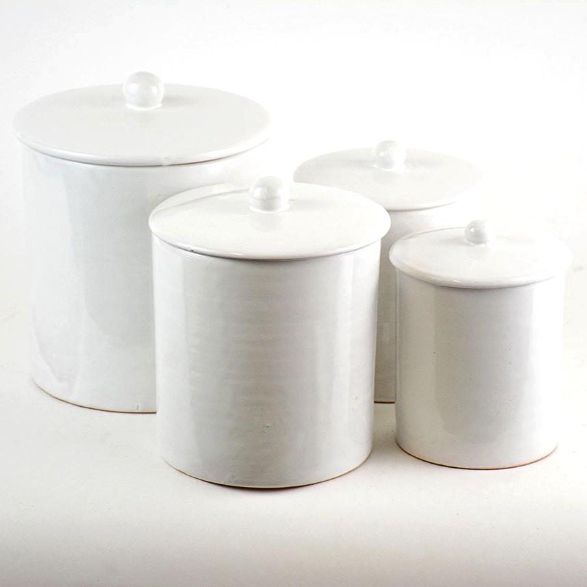 Cantagalli Italian Ceramic Canisters