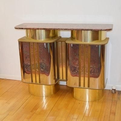 Art Deco Style Bar