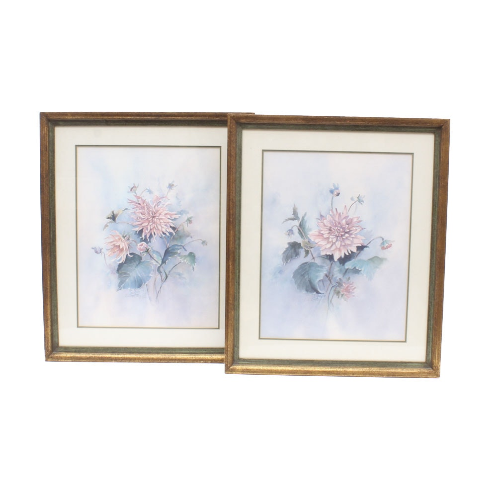 Colleen Guy Limited Edition Offset Lithographs