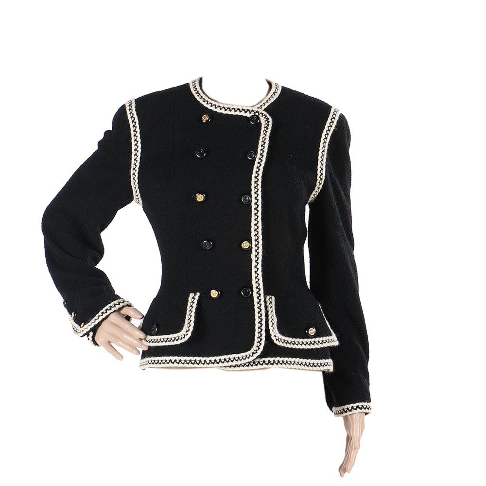 Bergdorf Goodman Women's Blazer by Chanel Boutique