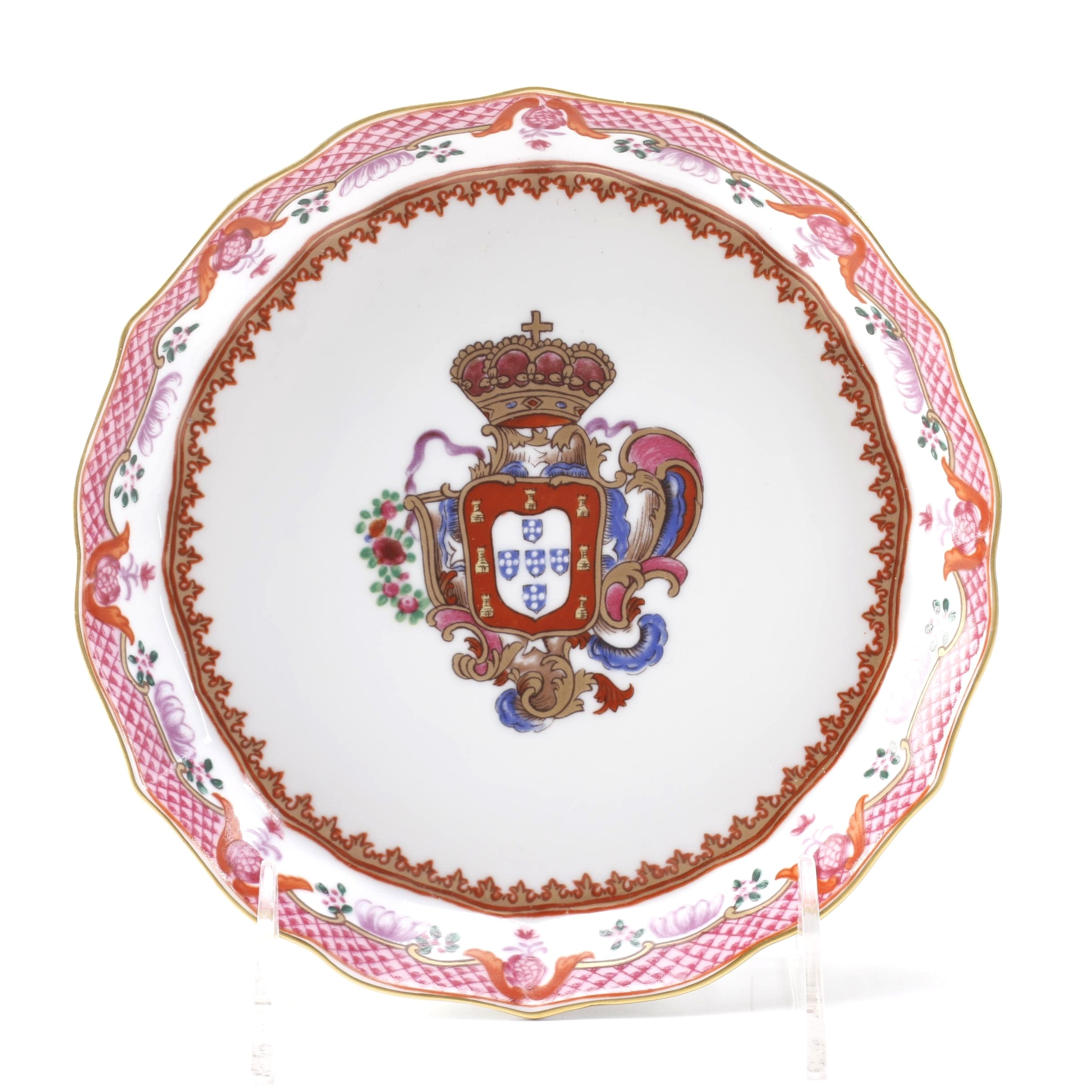 Replica of China Commissioned by King D. Pedro III of Portugal