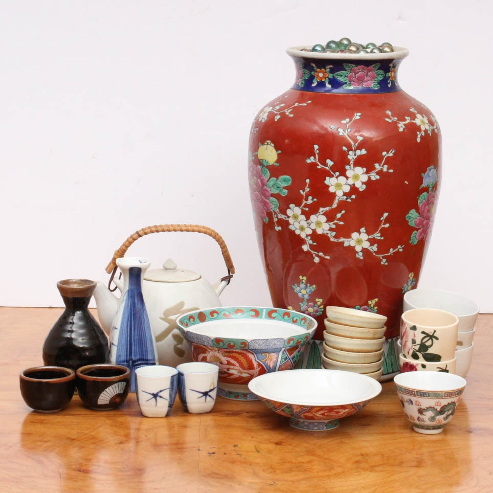 Collection of East Asian Ceramics