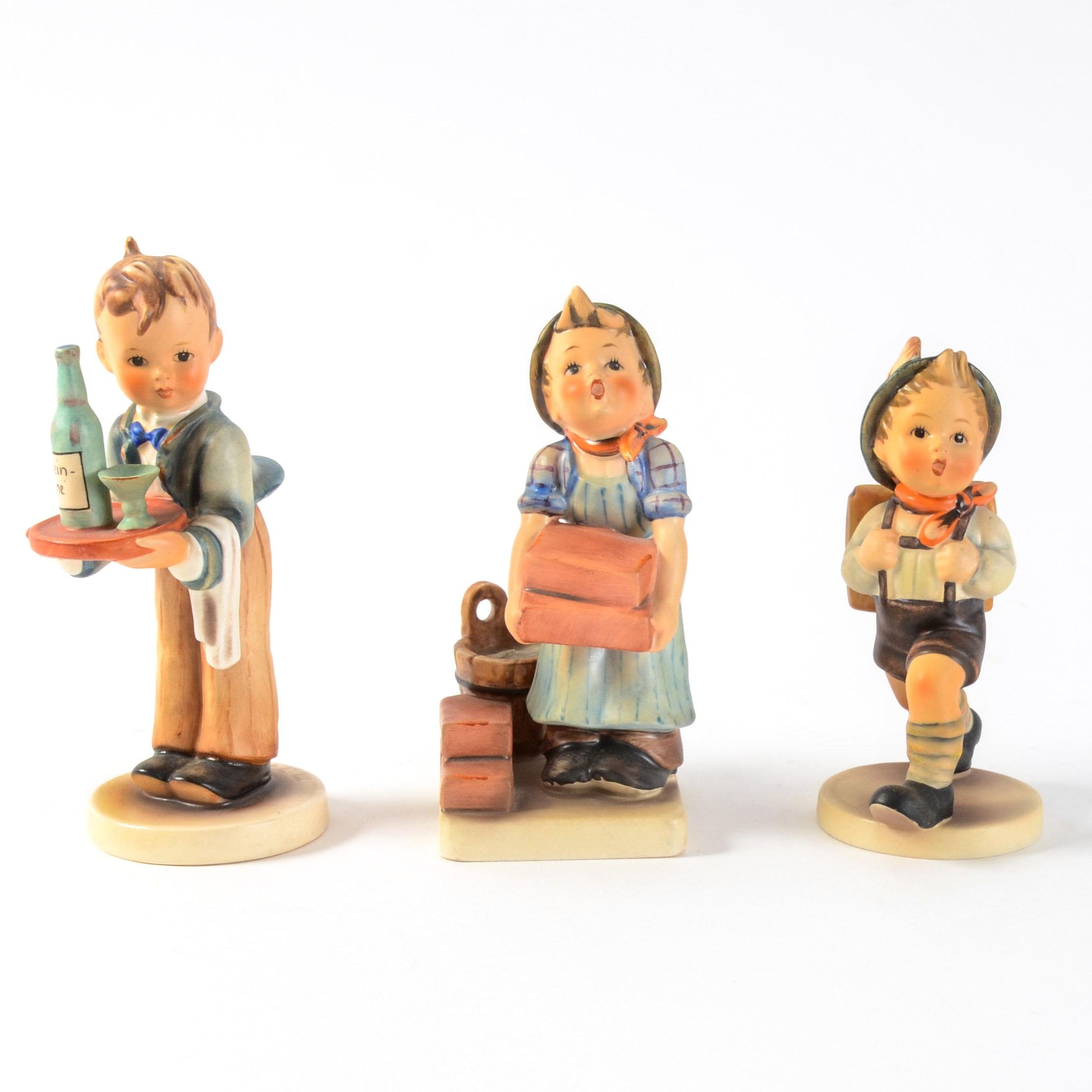 1960s–70s Goebel Hummel Figurines