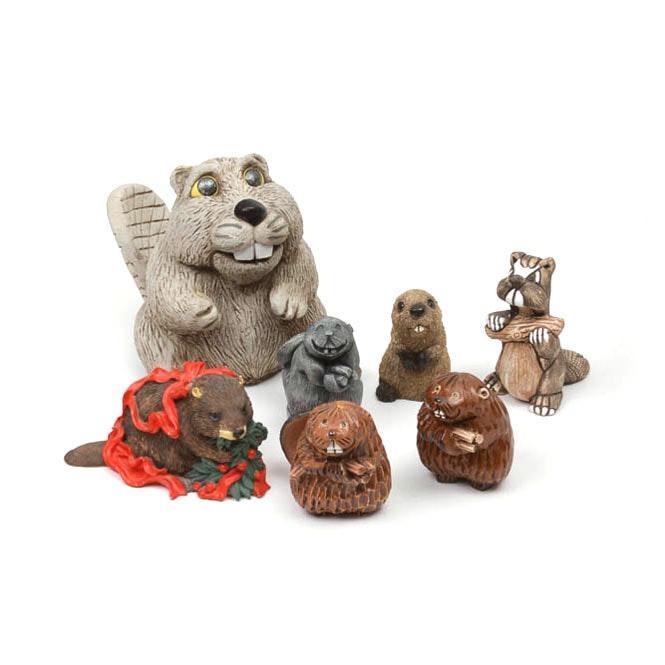Collection Of Beaver Decor