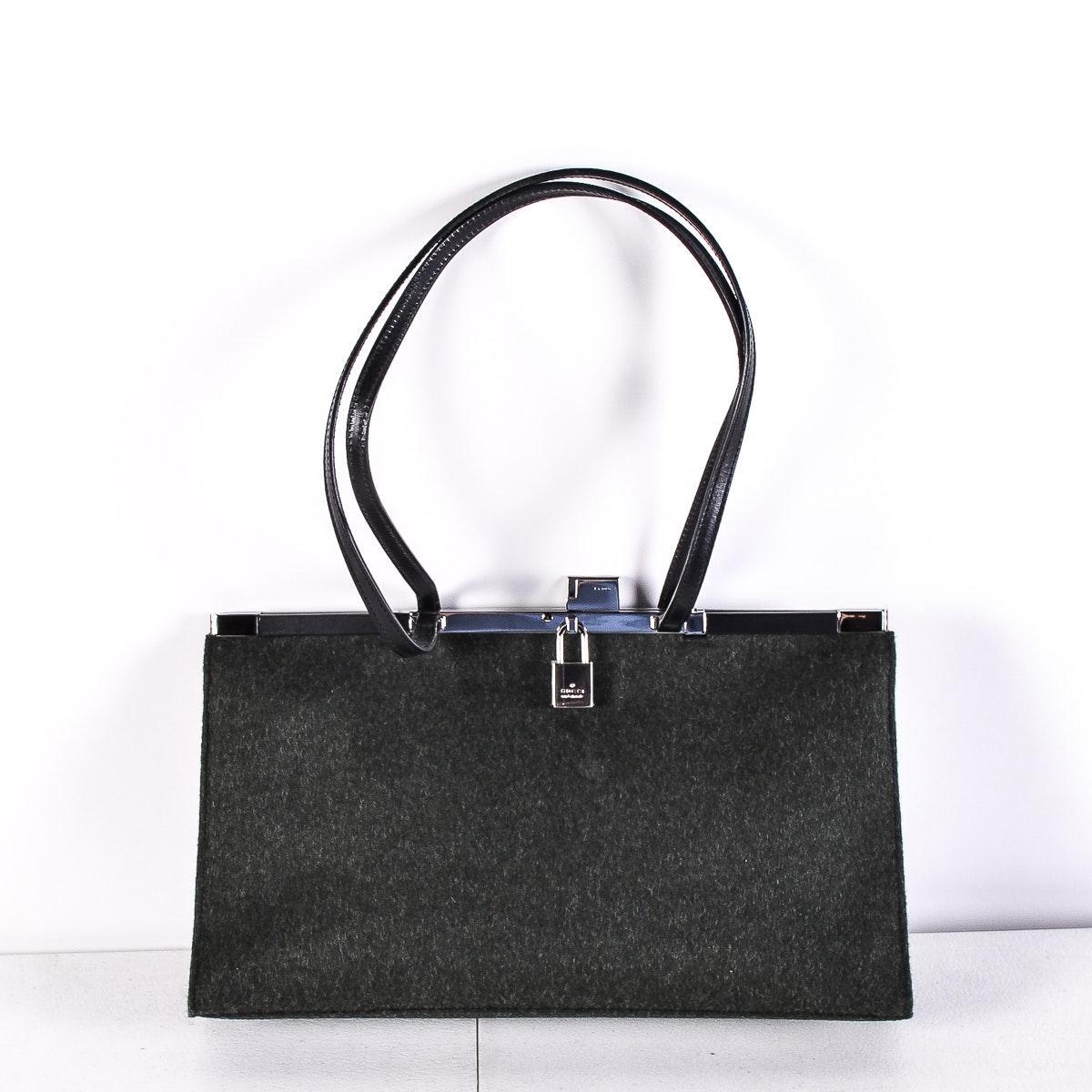 Gucci Wool Handbag