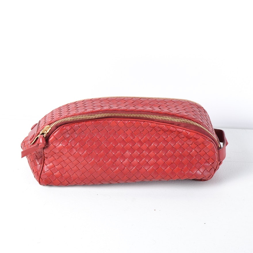Bottega Veneta Travel Bag   EBTH 5d150baeb8769