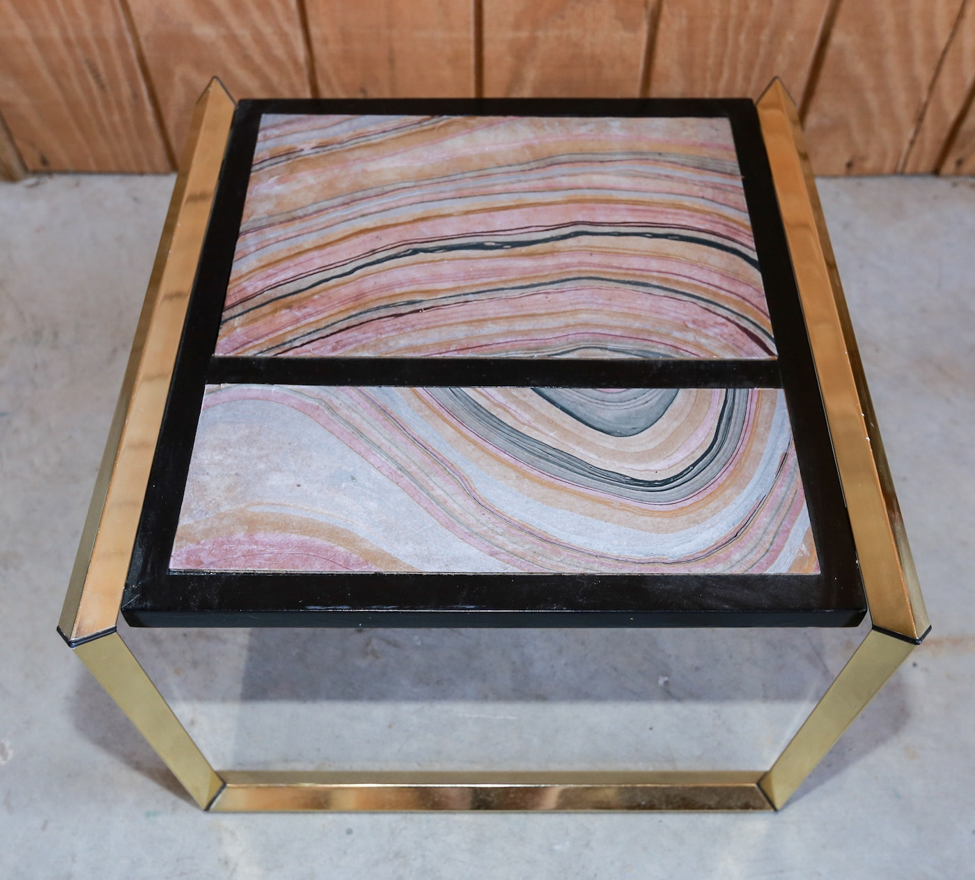 Geode end table by lane furniture ebth for Nfpa 99 table 5 1 11