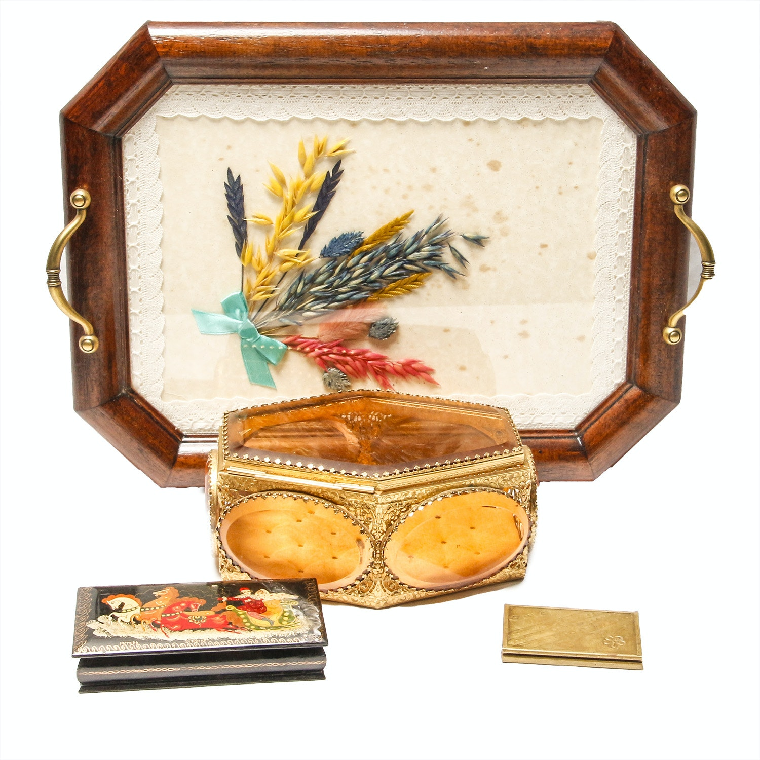 Collection of Vintage Home Decor