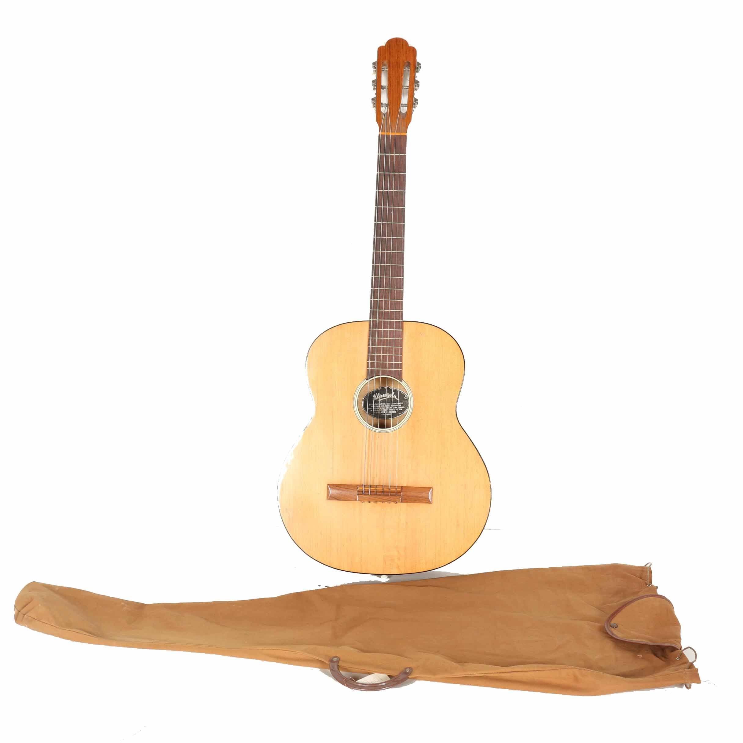 Vintage Klangola Classical Style Guitar