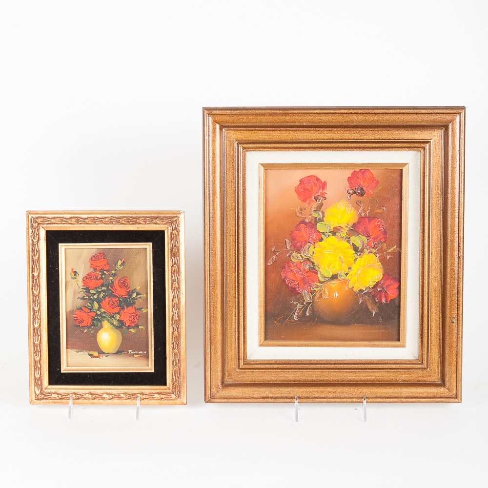 Pair of Still-Life Paintings