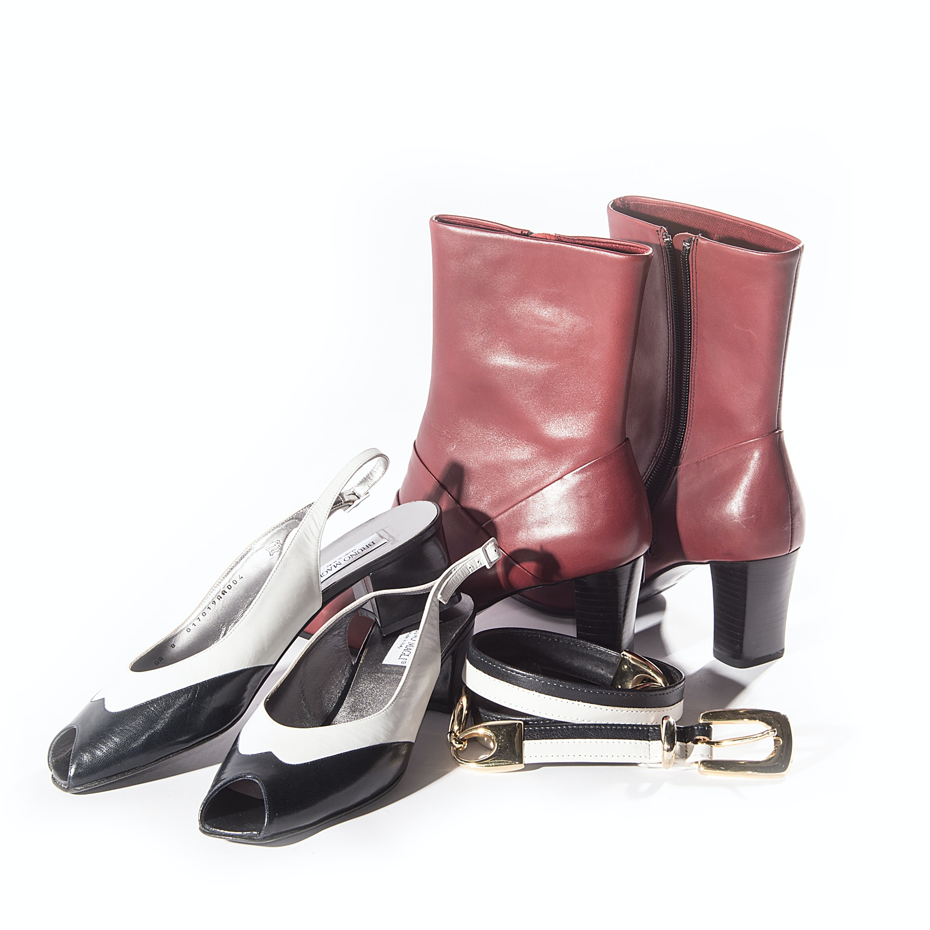 Women's Shoes Including Bruno Magli