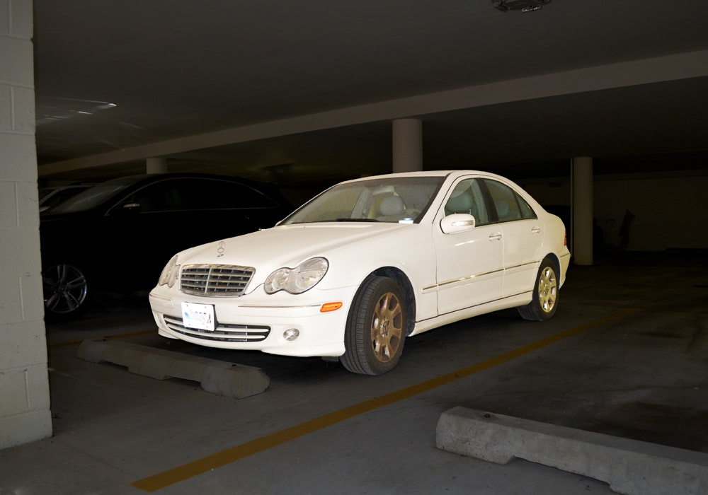 2005 Mercedes-Benz C240 Sedan