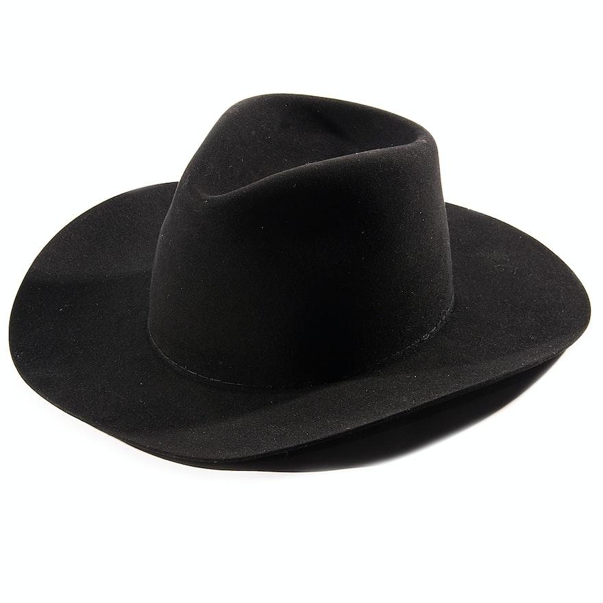 Stetson 4X Beaver Cowboy Hat   EBTH 553518acf85