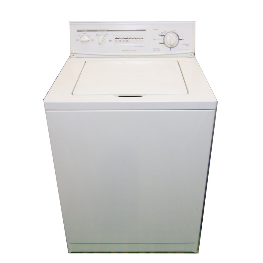 Kitchen Washing Machine ~ Kitchen aid superba washing machine ebth
