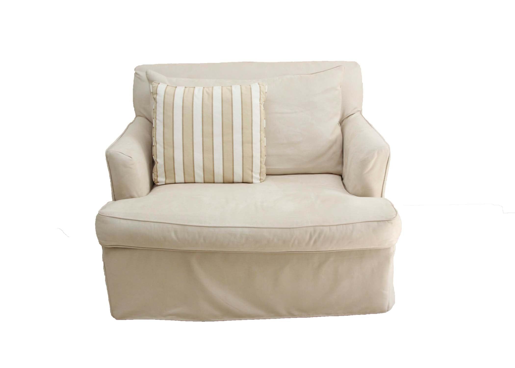 Ethan Allen Oversized Chair