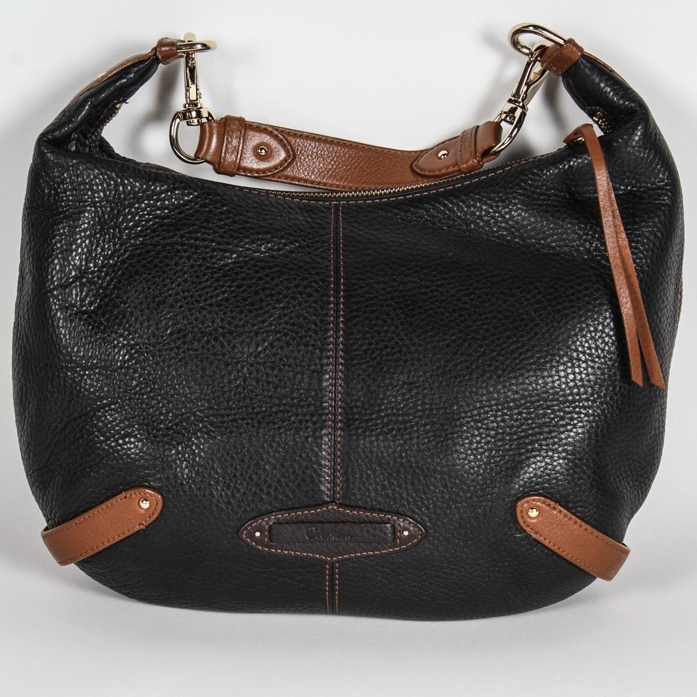 Cole Haan Village Pebbled Leather Shoulder Bag