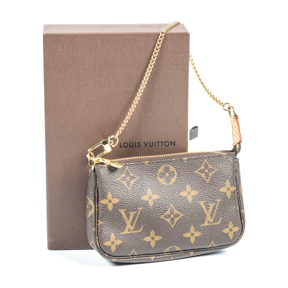 Louis Vuitton Mini Pochette Accessories Bag