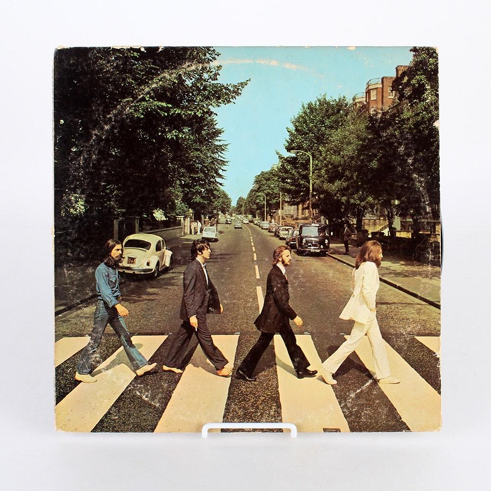 "Beatles ""Abbey Road"" LP"