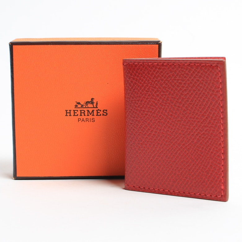 Hermès Leather Photo Frame