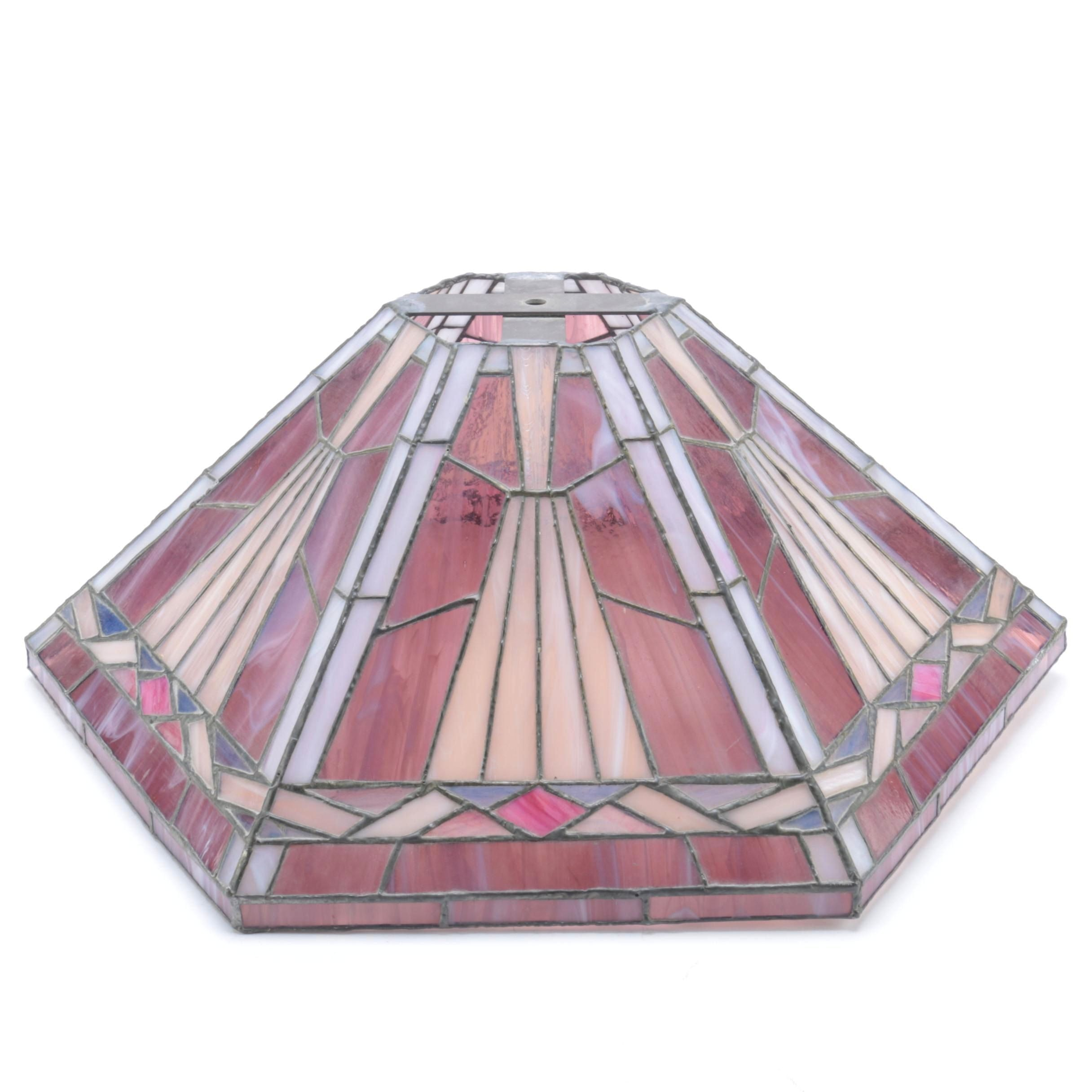 Stained Glass Lamp Shade ...