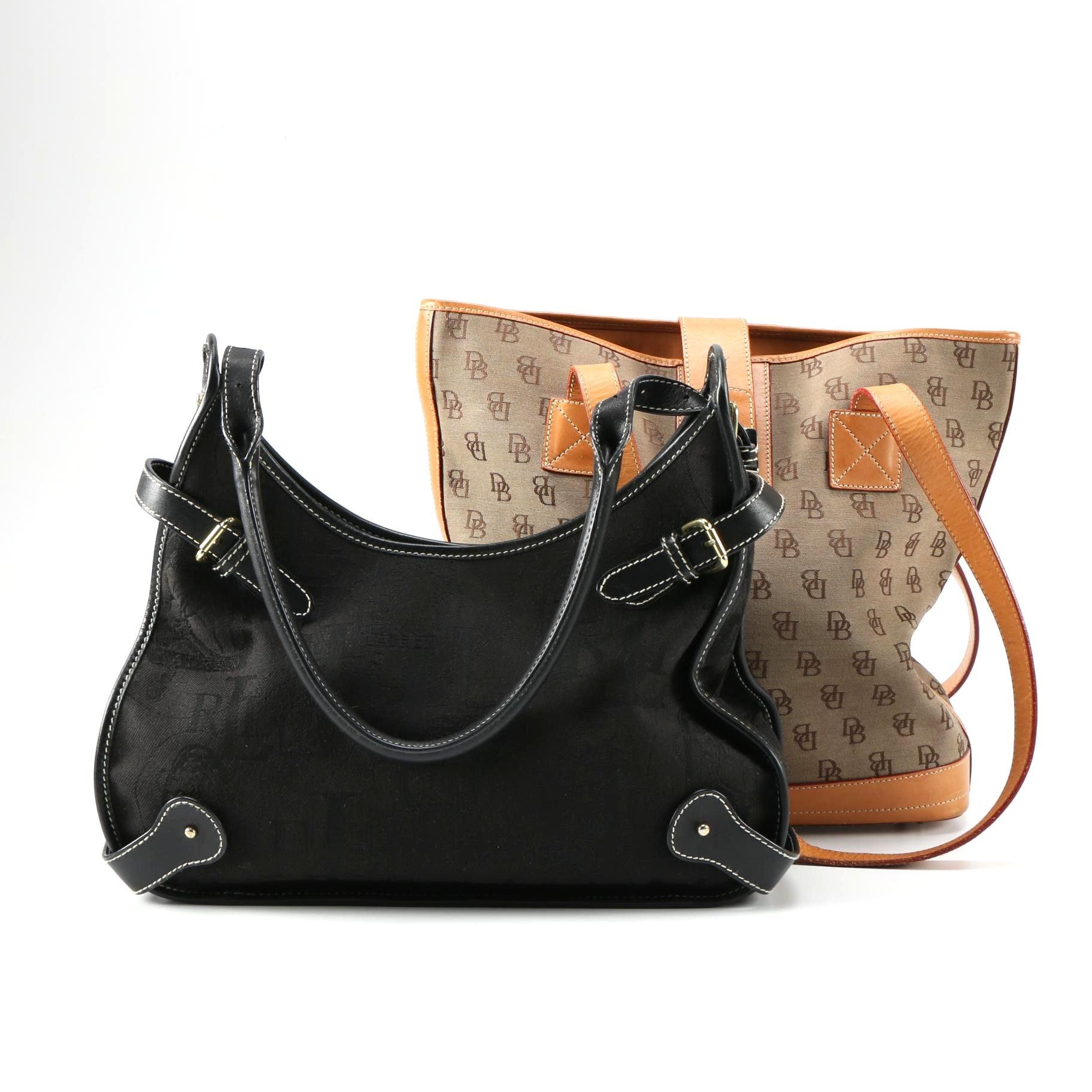 Dooney & Bourke and Lauren by Ralph Lauren Handbags