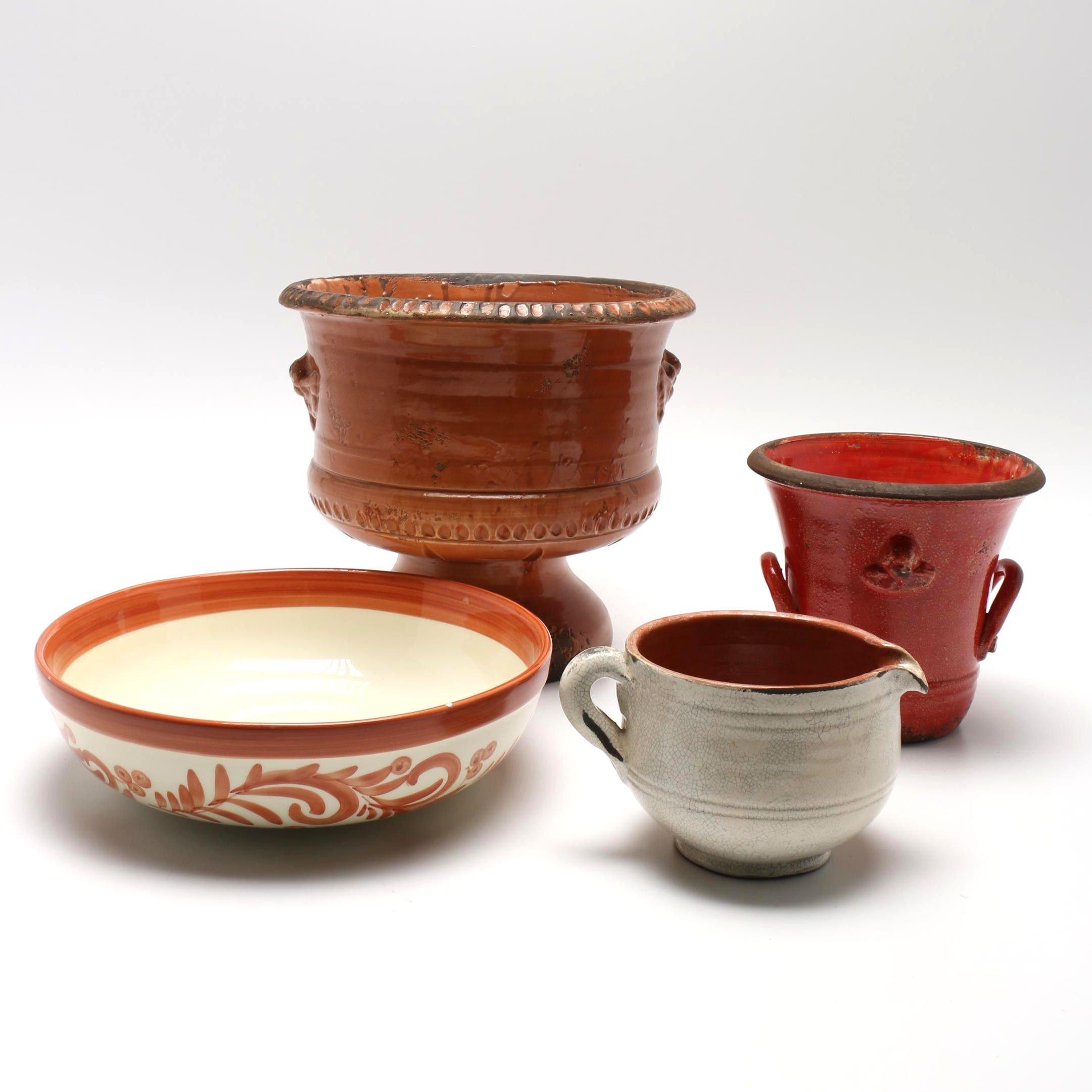 Collection of Vietri Ceramics