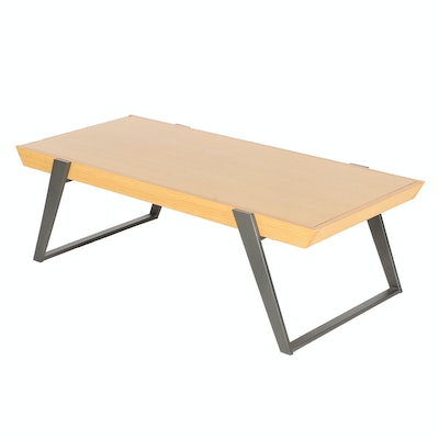 "Modernist Style ""Caliper"" Coffee Table by Mark Daniel for CB2"