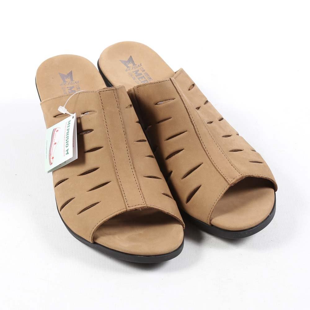 "Mephisto ""Cyrane"" Sandals"