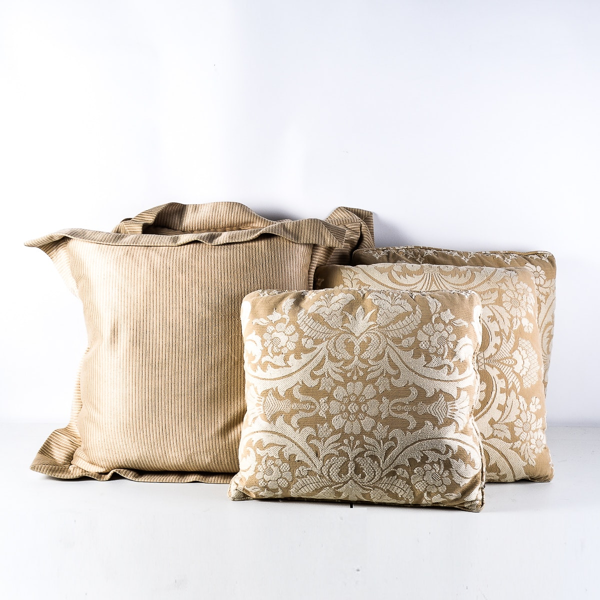 Five Down-Filled Pillows