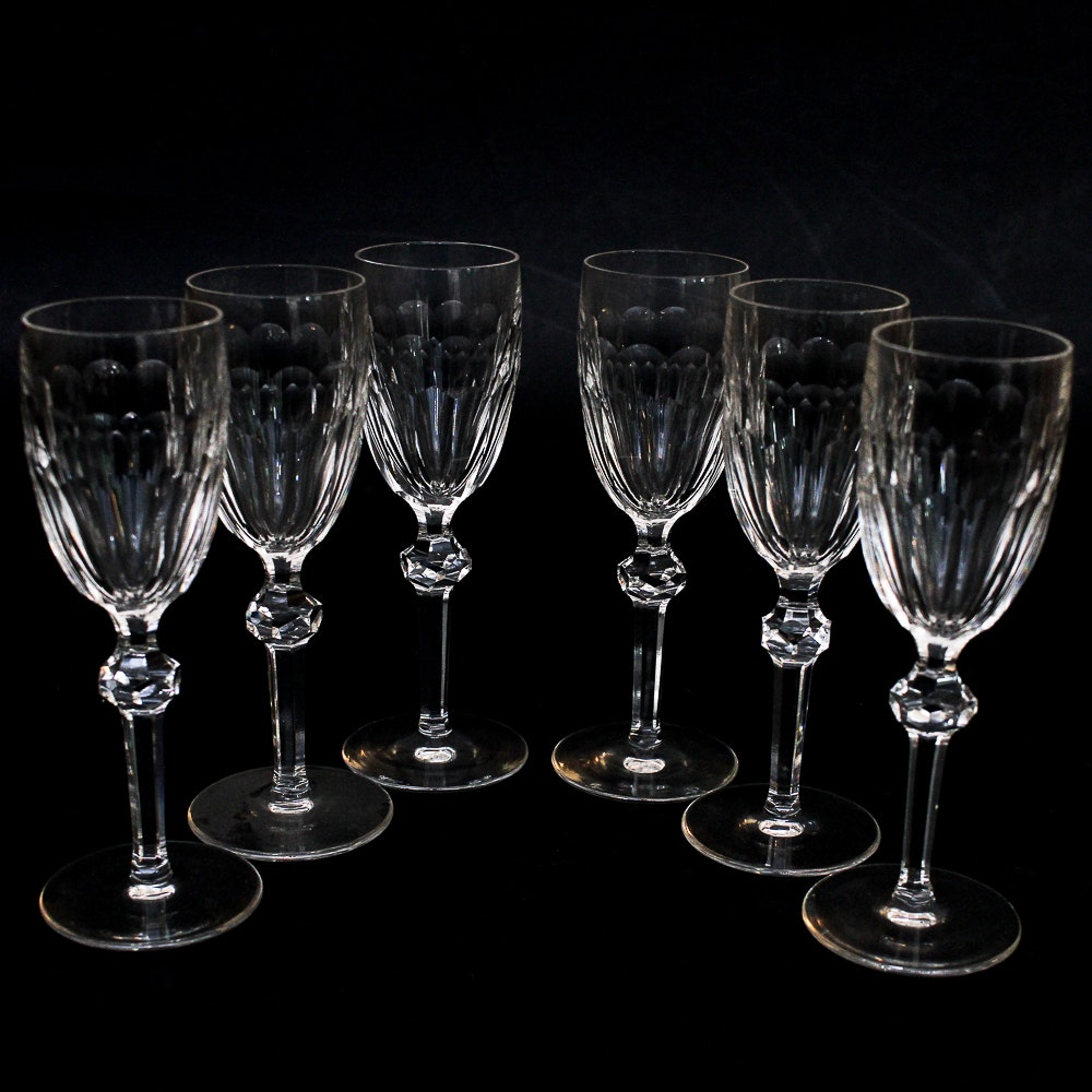 Curraghmore Sherry Glasses by Waterford