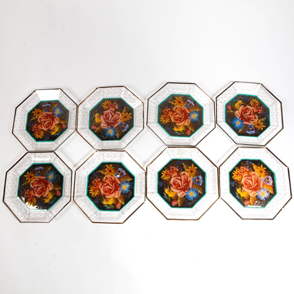 MacKenzie-Childs Glass Dishes