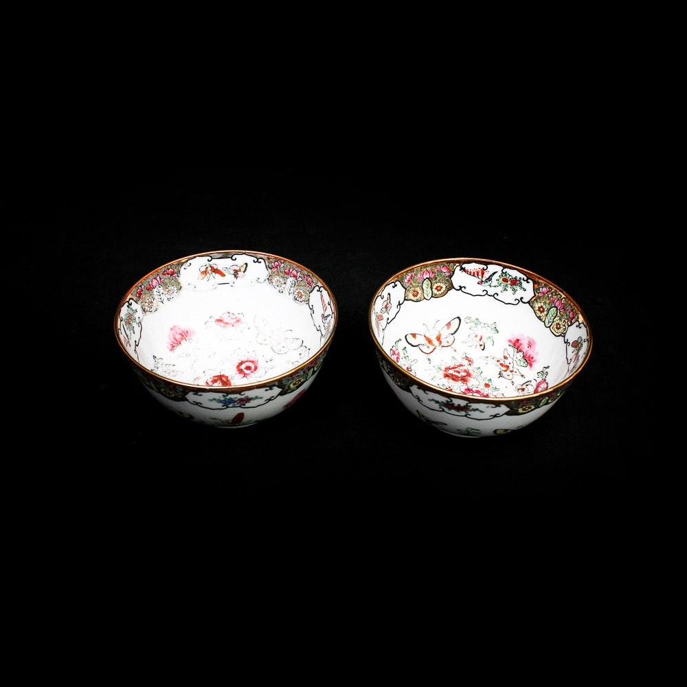 Vintage Chinese Porcelain Bowls