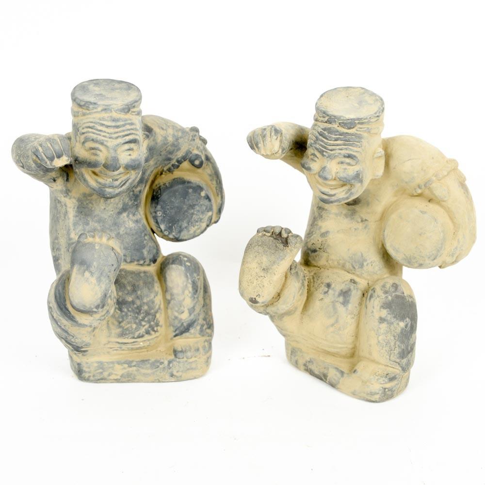 Chinese Terracotta Figurines