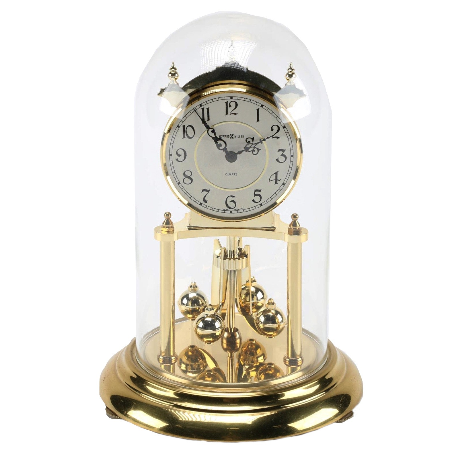 Howard Miller Anniversay Clock