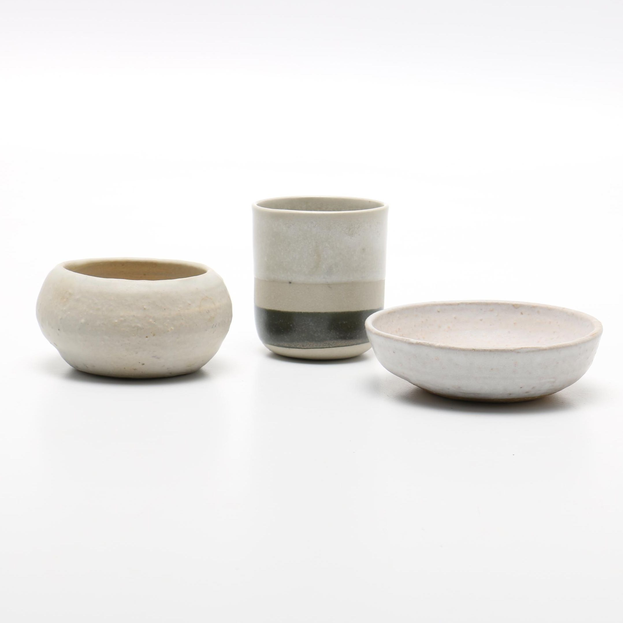 Studio Art Pottery Assortment