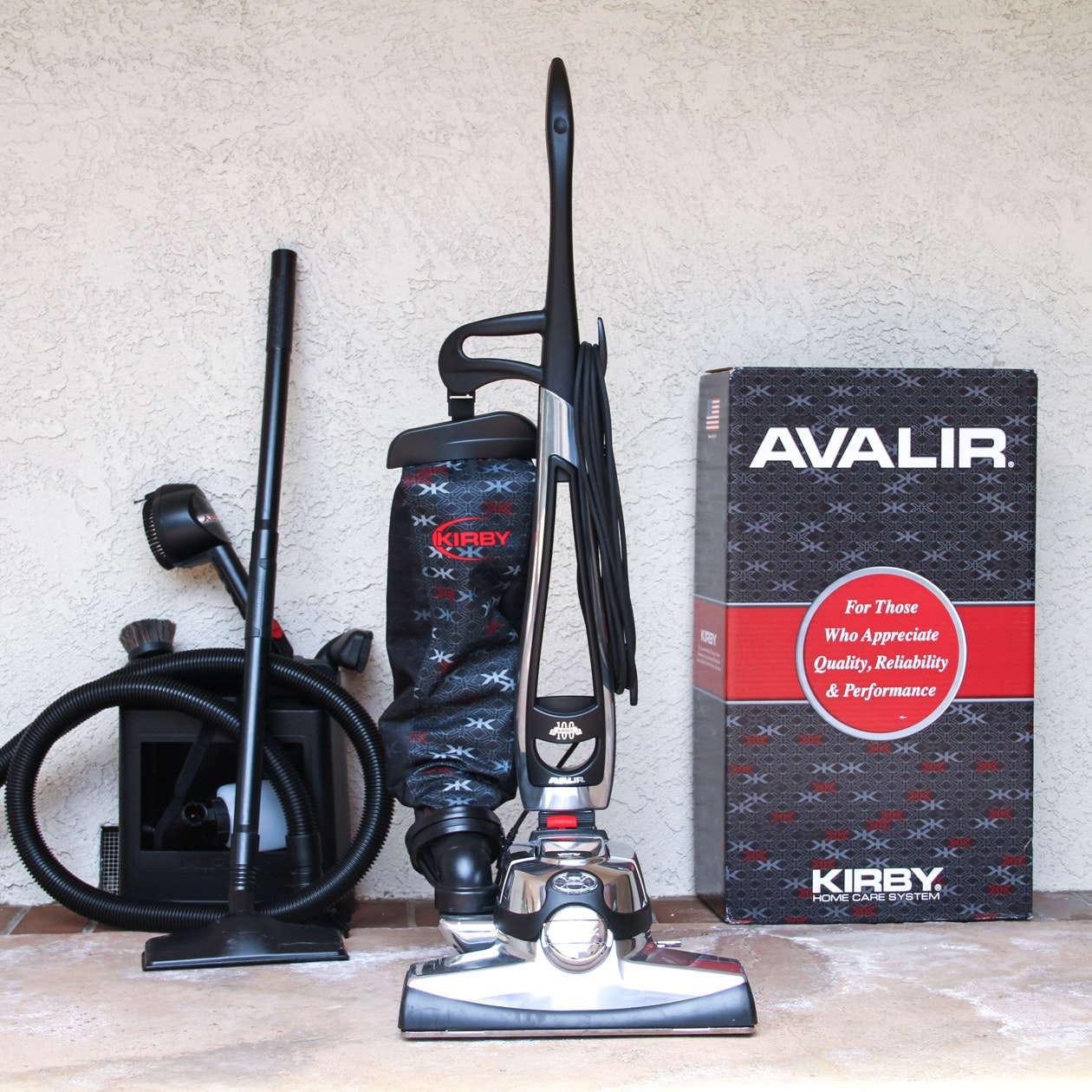 Avalir Kirby Home Care System Vacuum Cleaner