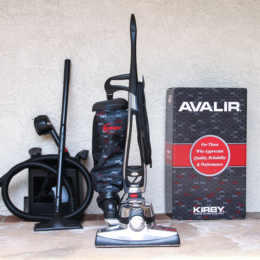 Avalir Kirby Home Care System Vacuum Cleaner : EBTH