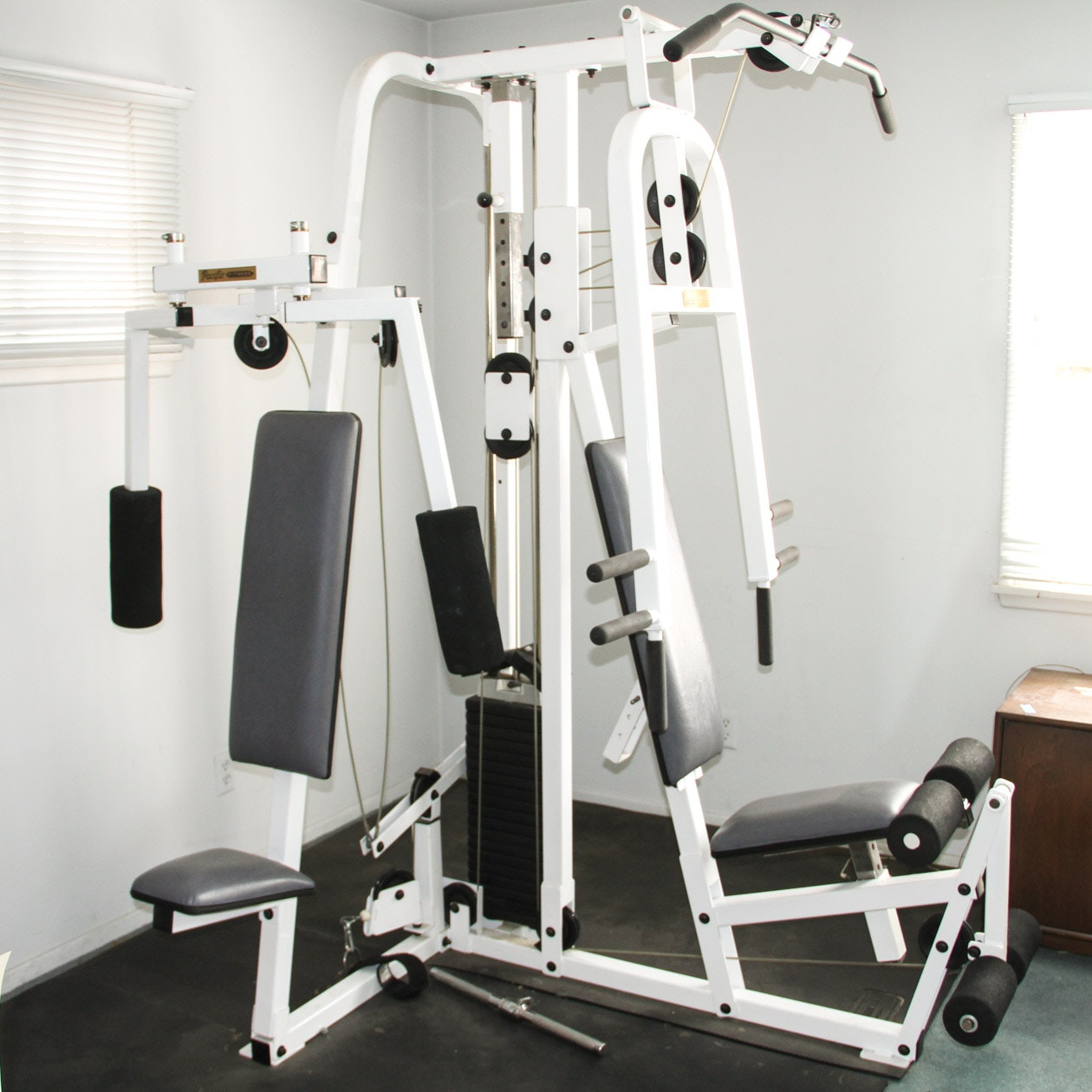 Quot malibu home fitness center by pacific ebth