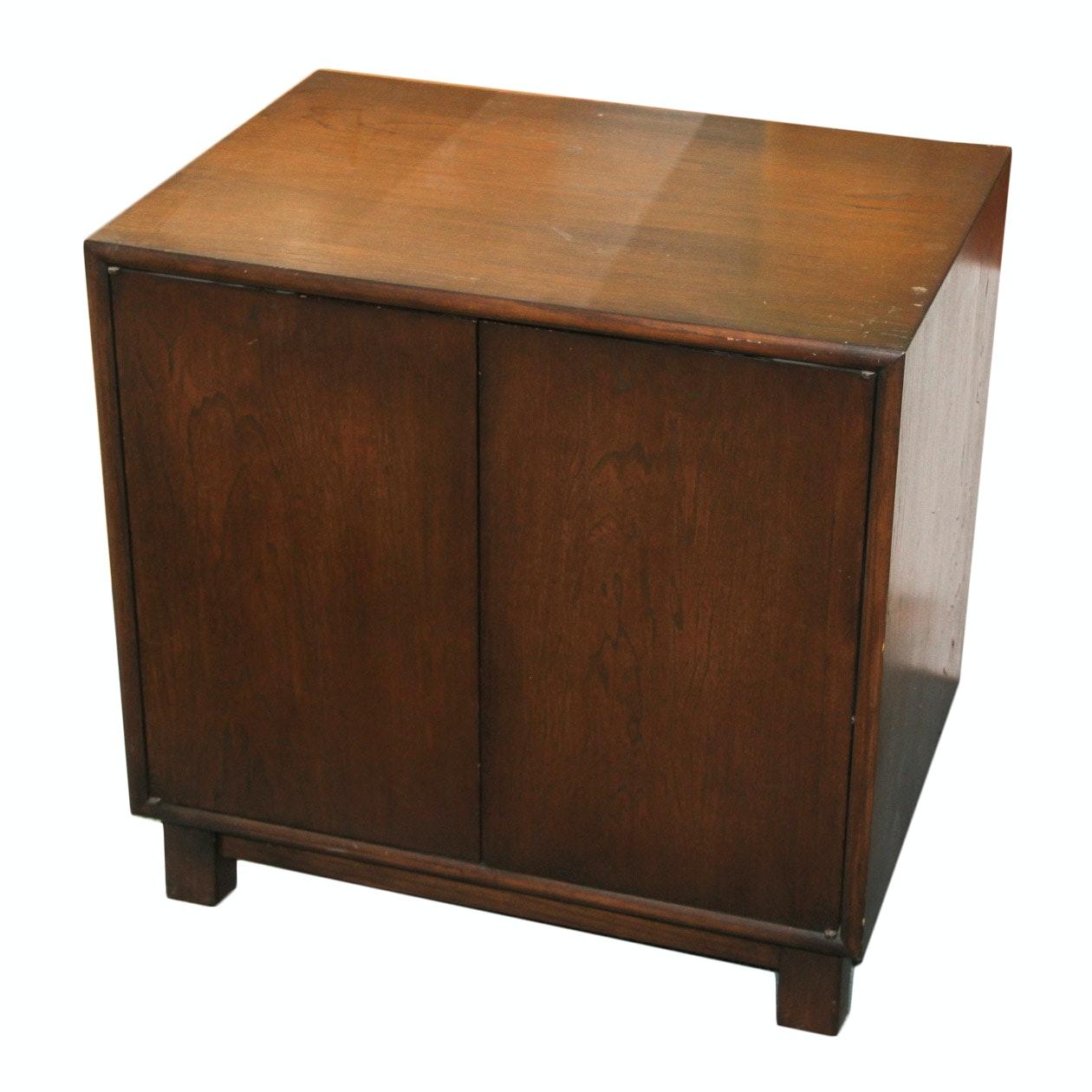 Mid Century Style Oak Cabinet