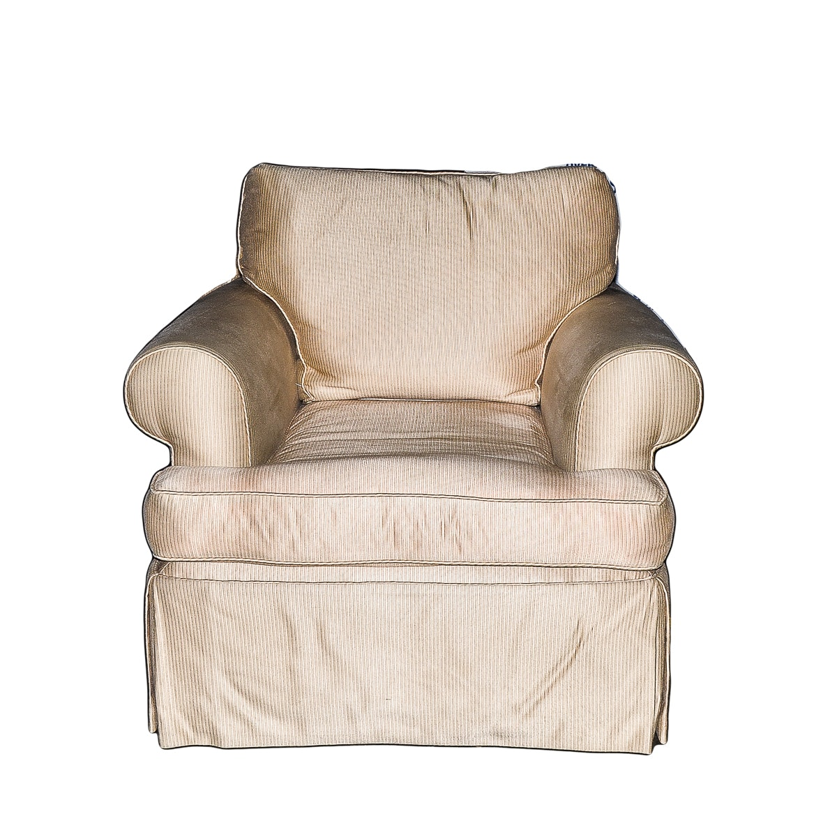 Downe Upholstered Armchair