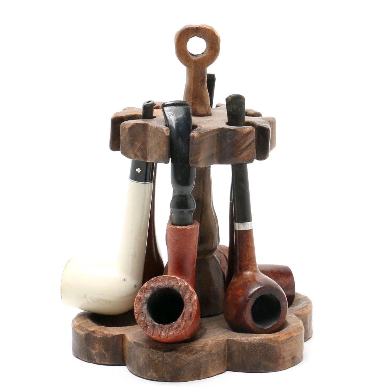 Pipes And Stand