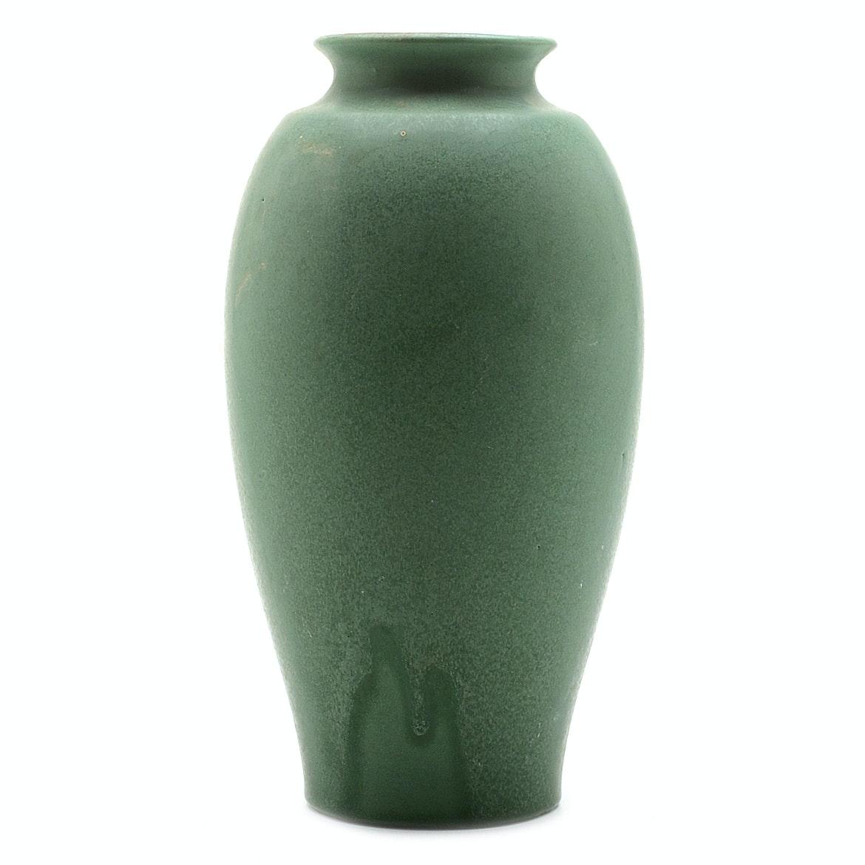 Teco-Like Pottery Vase