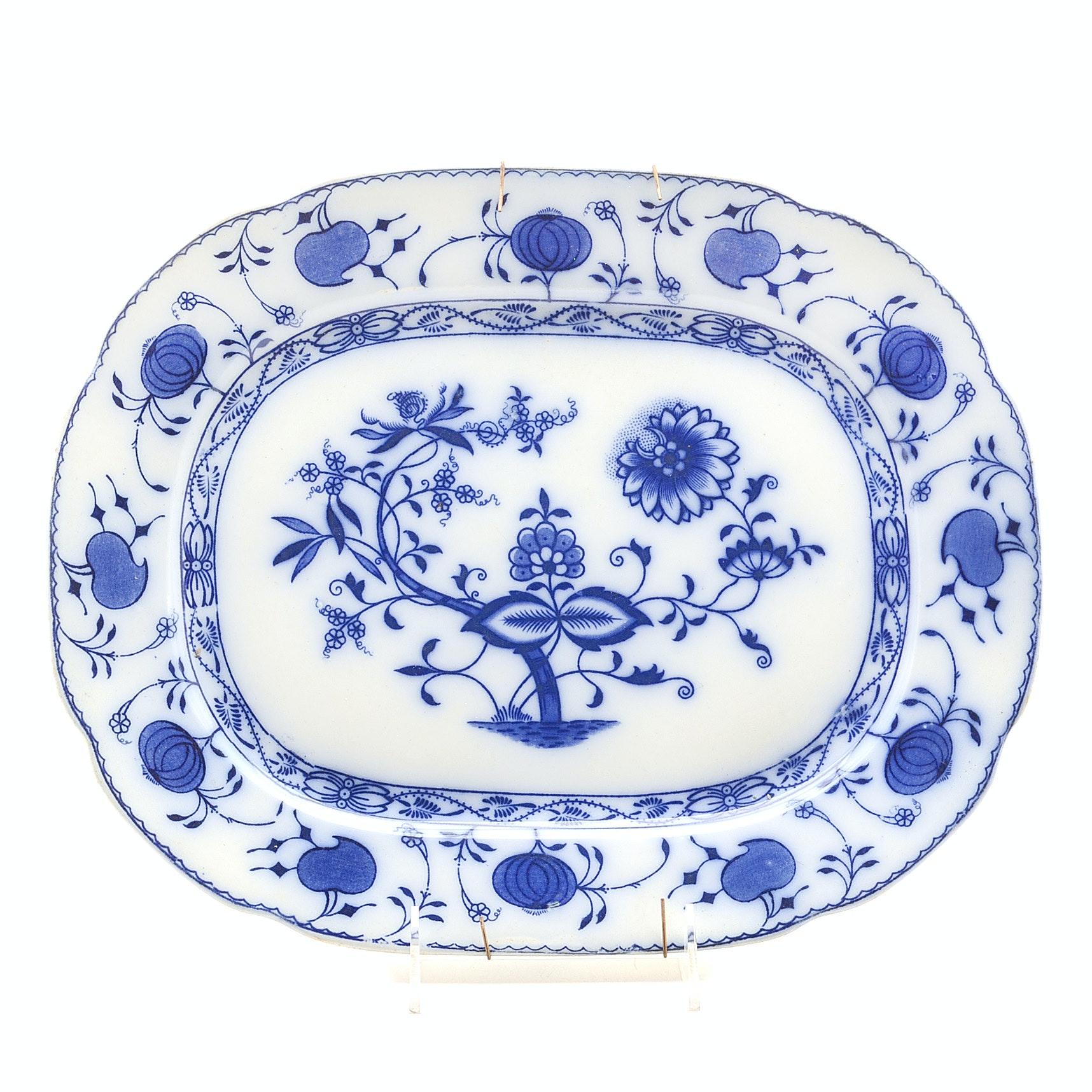 Antique Allertons Platter