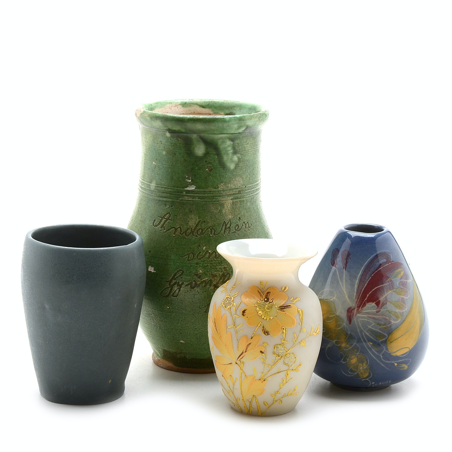 Collection of Vintage Vases
