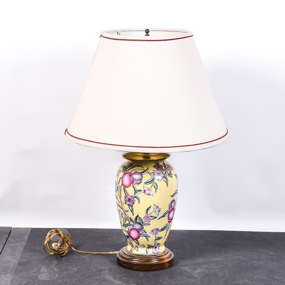 Chinese Inspired Table Lamp
