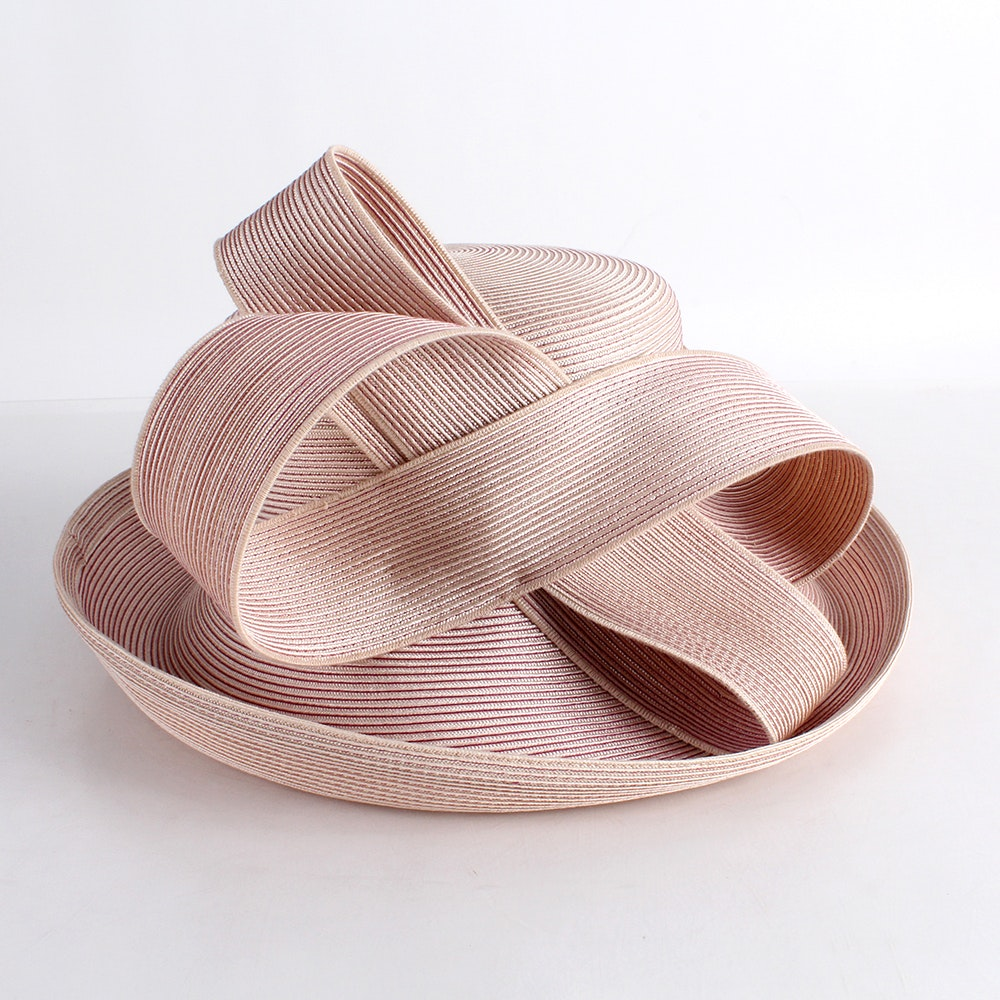 Eric Javits Hat Box and Derby Style Women's Hat