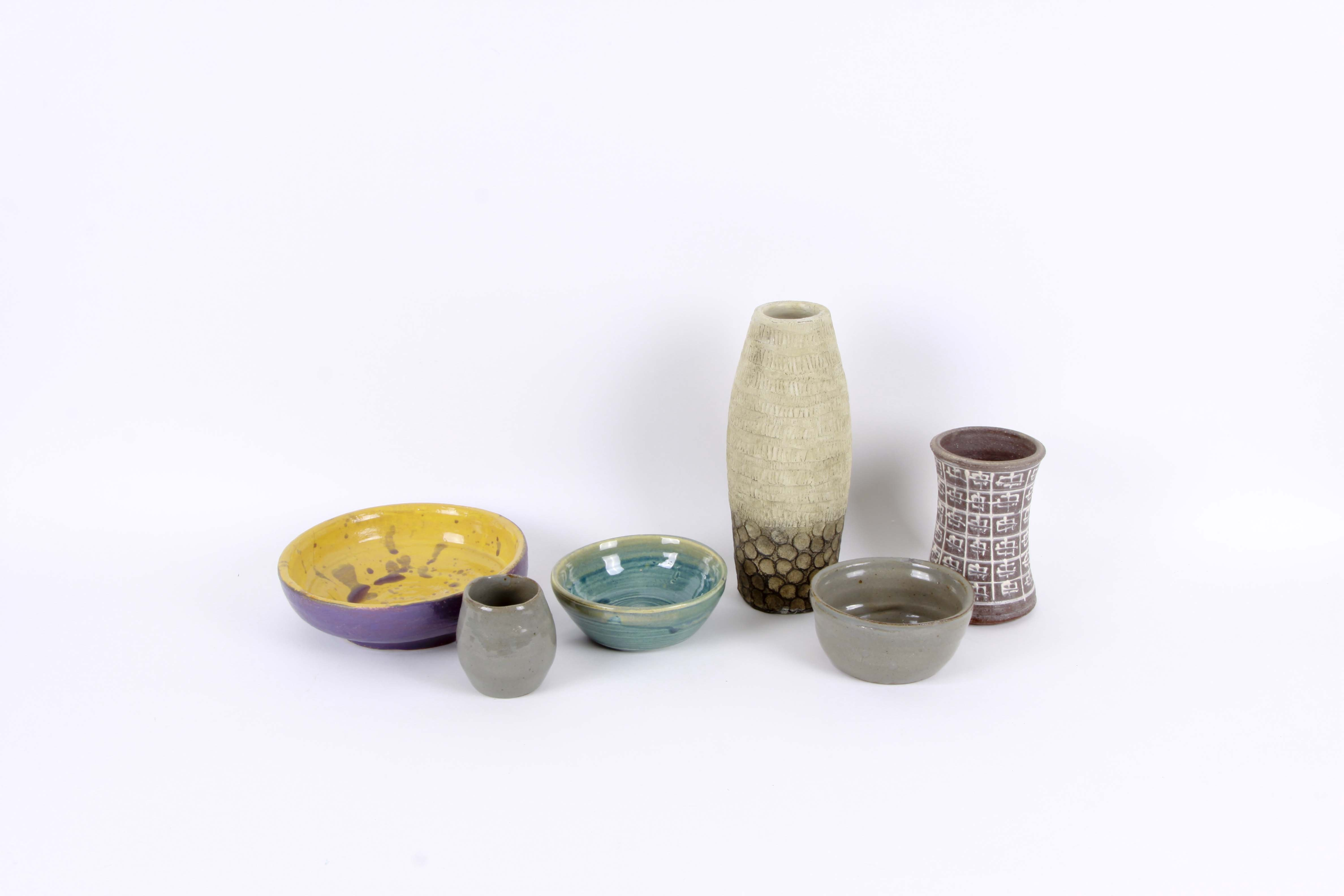 Art Pottery Collection