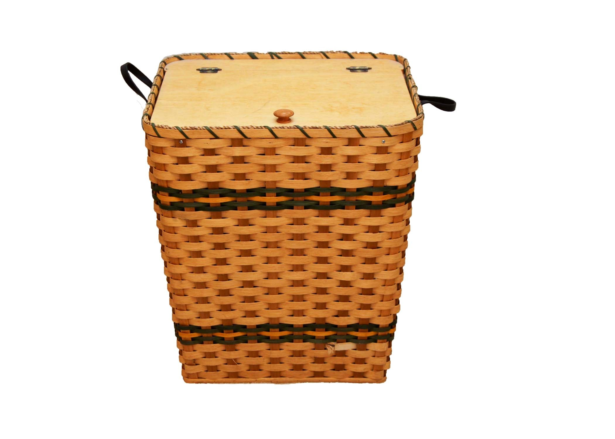 Handwoven Amish Basket